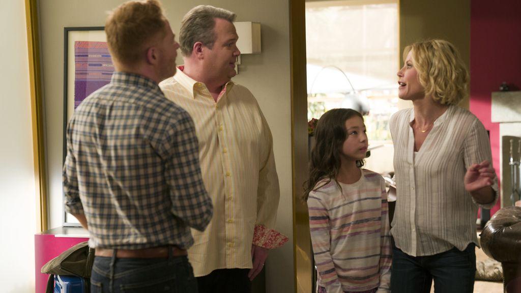 Fox estrena la octava temporada de Modern family