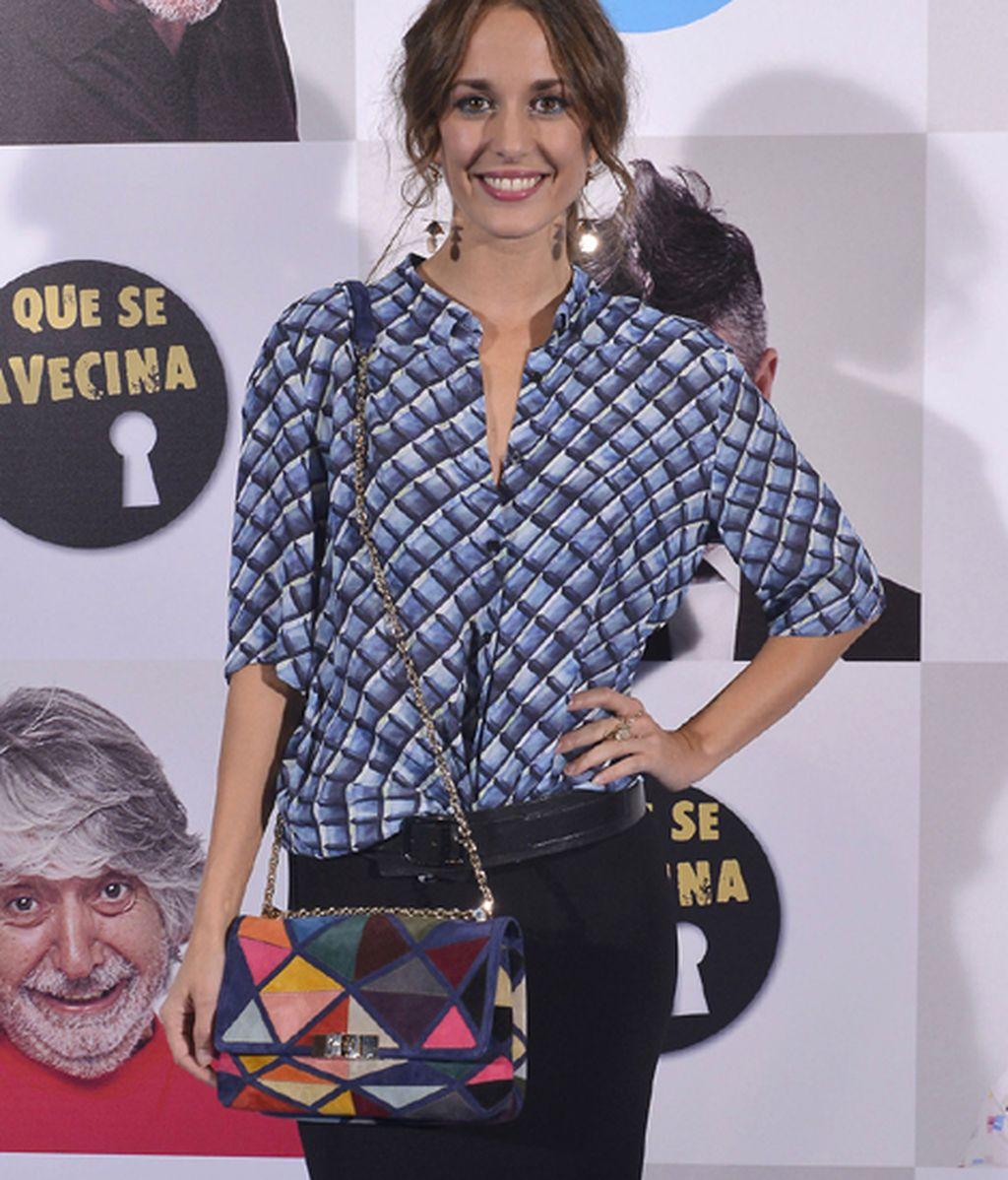 Patricia (Silvia Alonso) vela por el interés de los hijos de los Cuquis