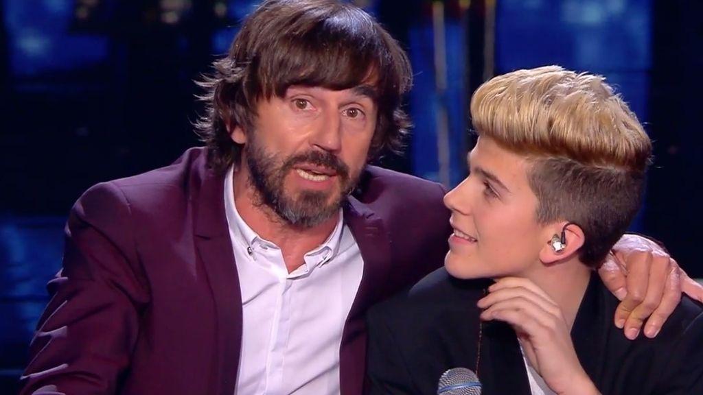 'Se buscan #valientes' se cuela en los directos de 'Got Talent' el próximo martes