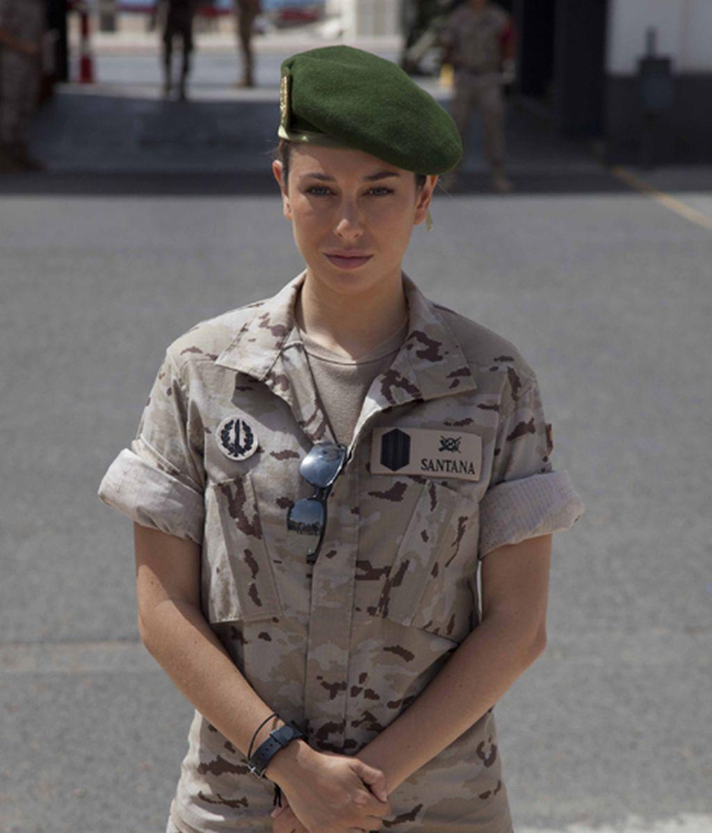 Blanca Suárez es Isabel Santana