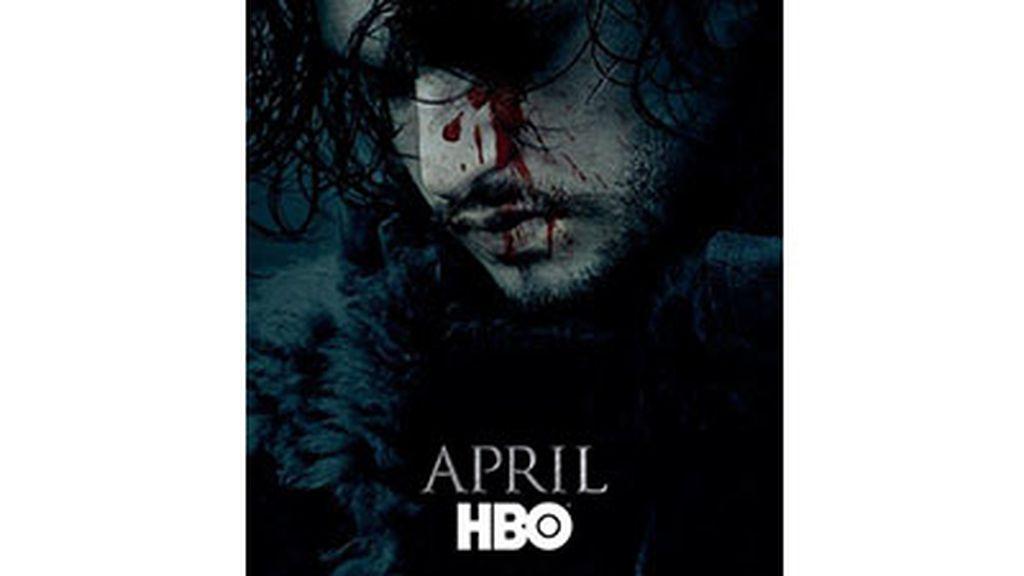 Cartel de la sexta temporada de 'Juego de tronos' (HBO)