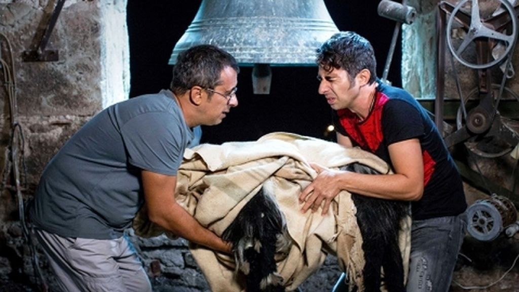 Andreu Buenafuente y Berto Romero, película 'El pregón'