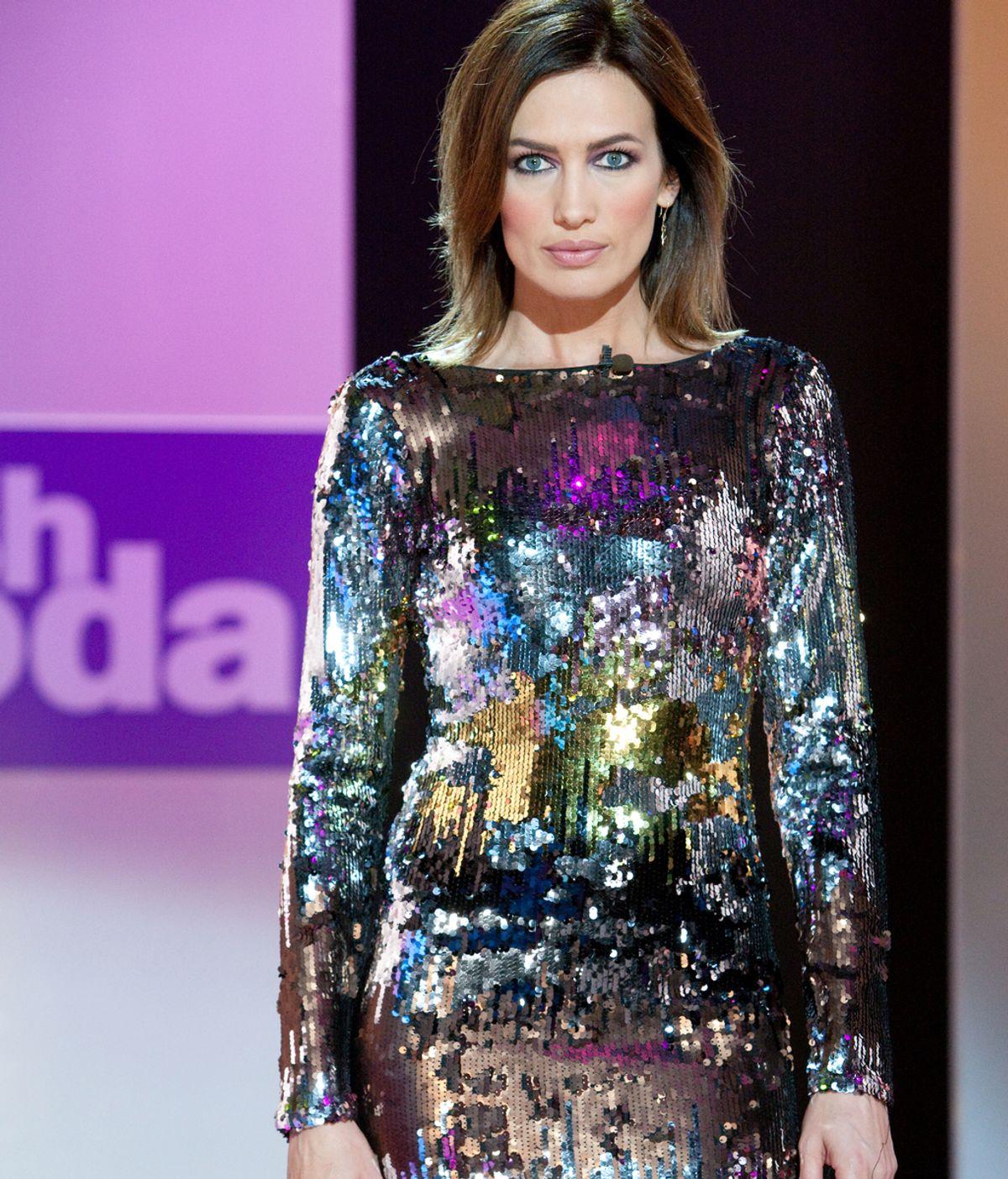 Nieves Álvarez, portavoz de los puntos de TVE en Eurovisión 2017