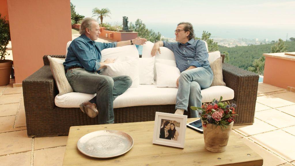 Pepe Navarro en 'Mi casa es la tuya'. Emisión 26-04-17