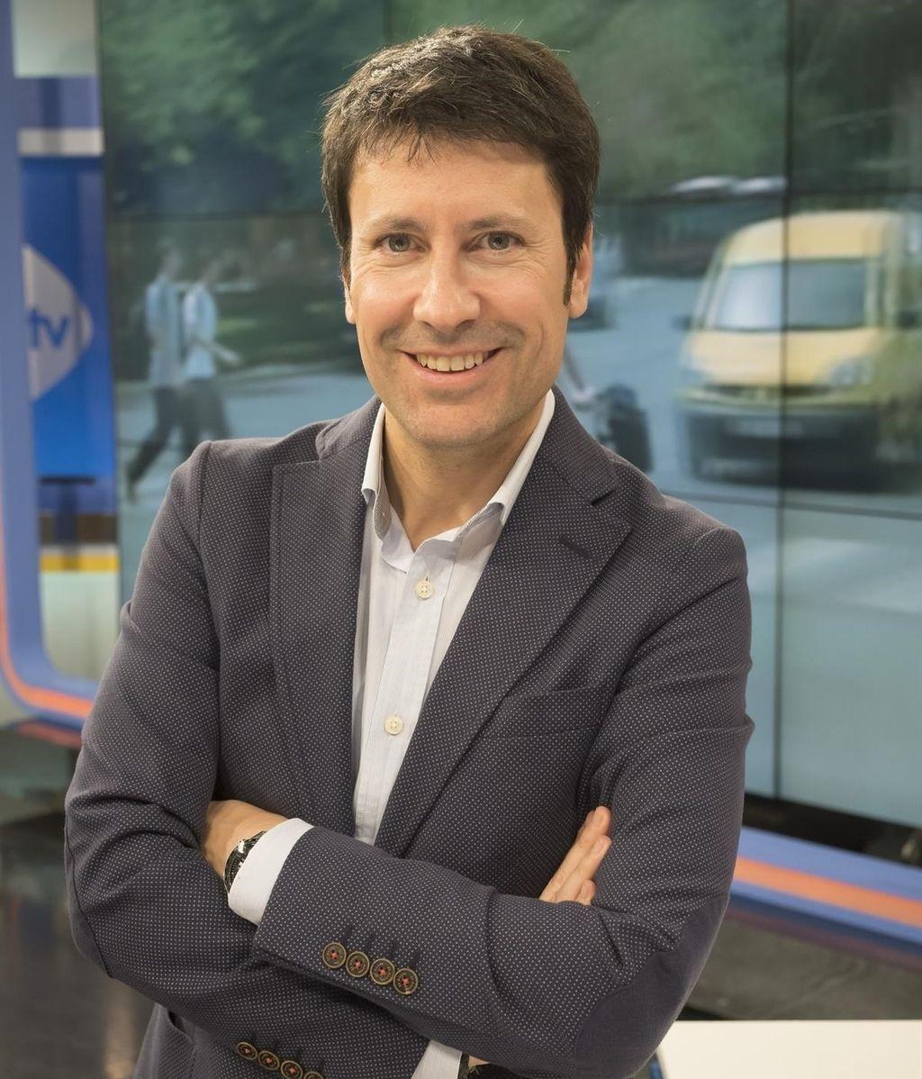 José Luis Pérez, director de informativos de 13TV y Cope