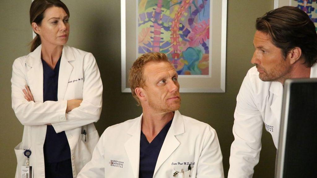 Escena de la 13ª temporada de la serie 'Anatomía de Grey', que Divinity emite