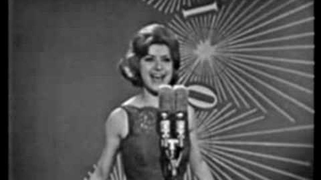 Conchita Bautista. 1965. Puesto 15.