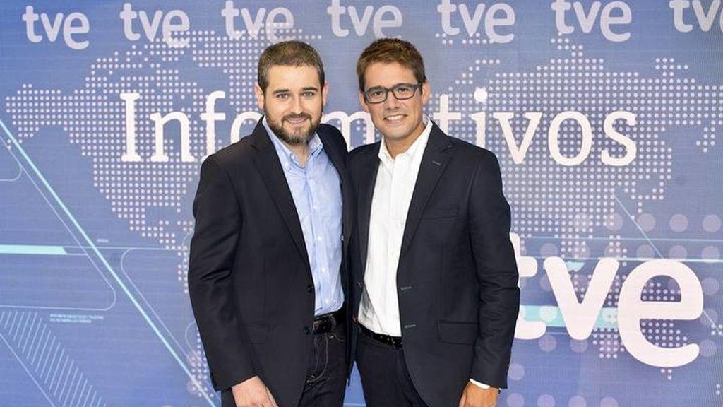 Marc Martín y Arsenio Cañada