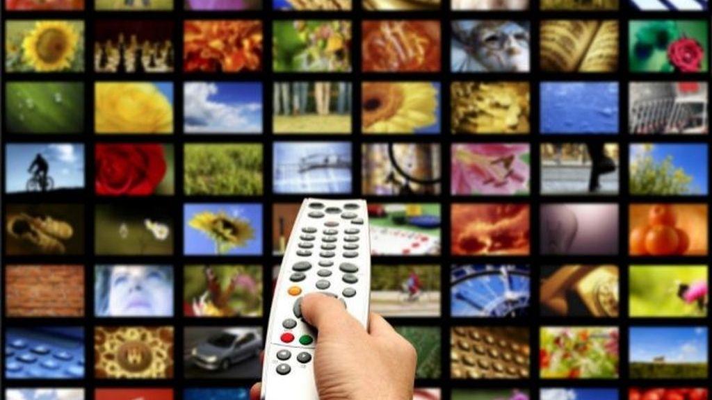 Televisores y mando