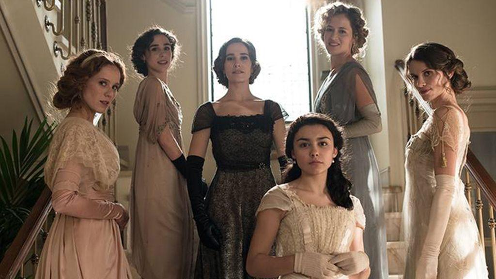 'Seis hermanas' desembarcan en TVE dispuestas a cambiarlo todo