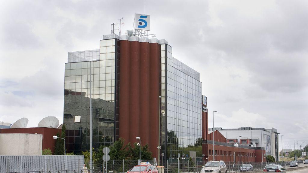 Edificio Telecinco (Mediaset)