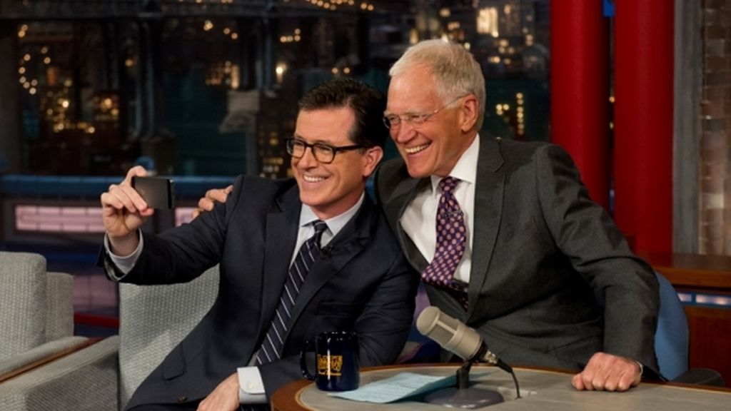 Late Show, CBS