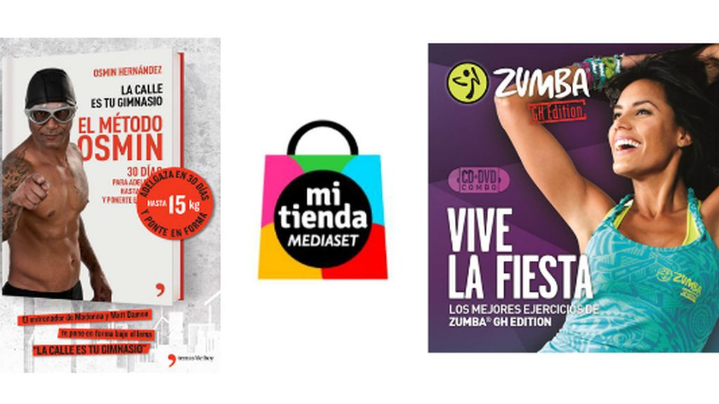 Haz deporte con mitienda Mediaset