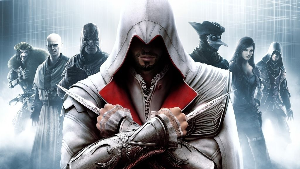 Saga de videojuegos 'Assassin's creed'