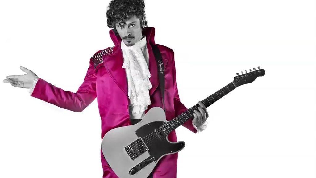 Antonio Pagudo rinde tributo a Prince como 'hombre Divinity'