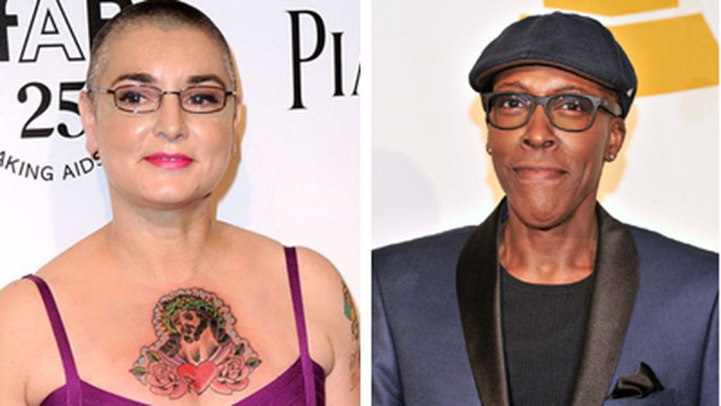 Sinead O'Connor  Arsenio Hall