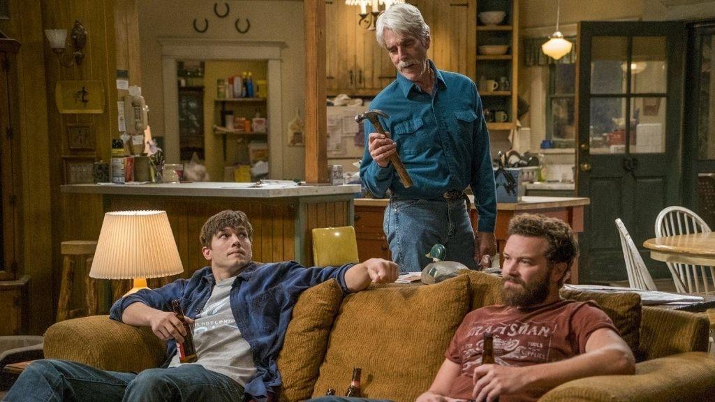 Ashton Kutcher y los productores de 'Dos hombres y medio' vuelven con 'The ranch'