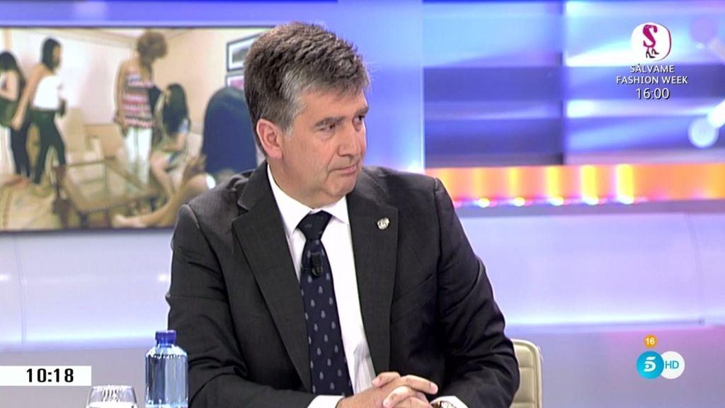 """Ignacio Cosidó: """"Gracias a la campaña más de 800 mujeres han sido liberadas"""""""