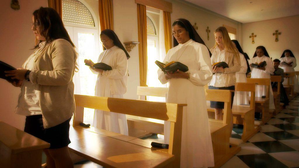 'Quiero ser monja'