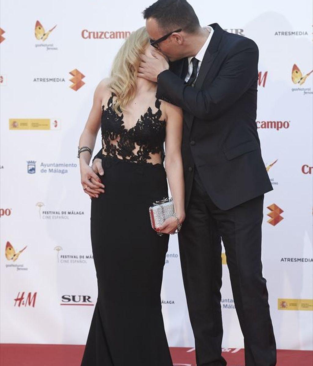 Risto Mejide y Carla Nieto