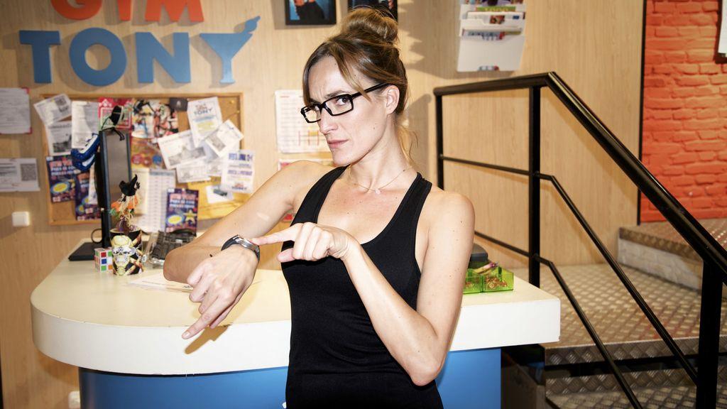 Cristina Alcázar es Patricia