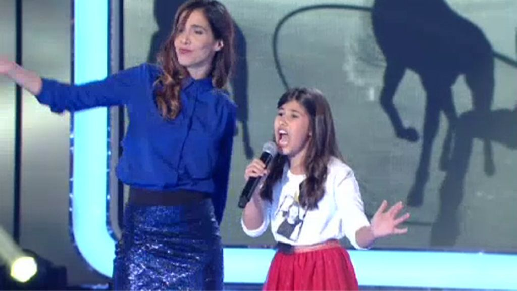 'Levántate', con toda la emoción de un 'talent' musical para padres e hijos