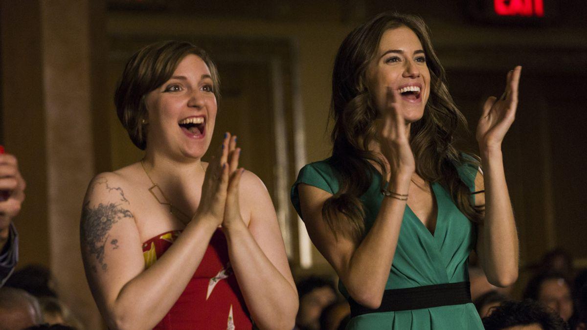 'Girls', tercera temporada. Serie de HBO