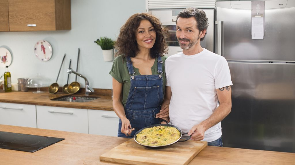 Yo sí que como. Fox life. Patricia Pérez y Luis Canut