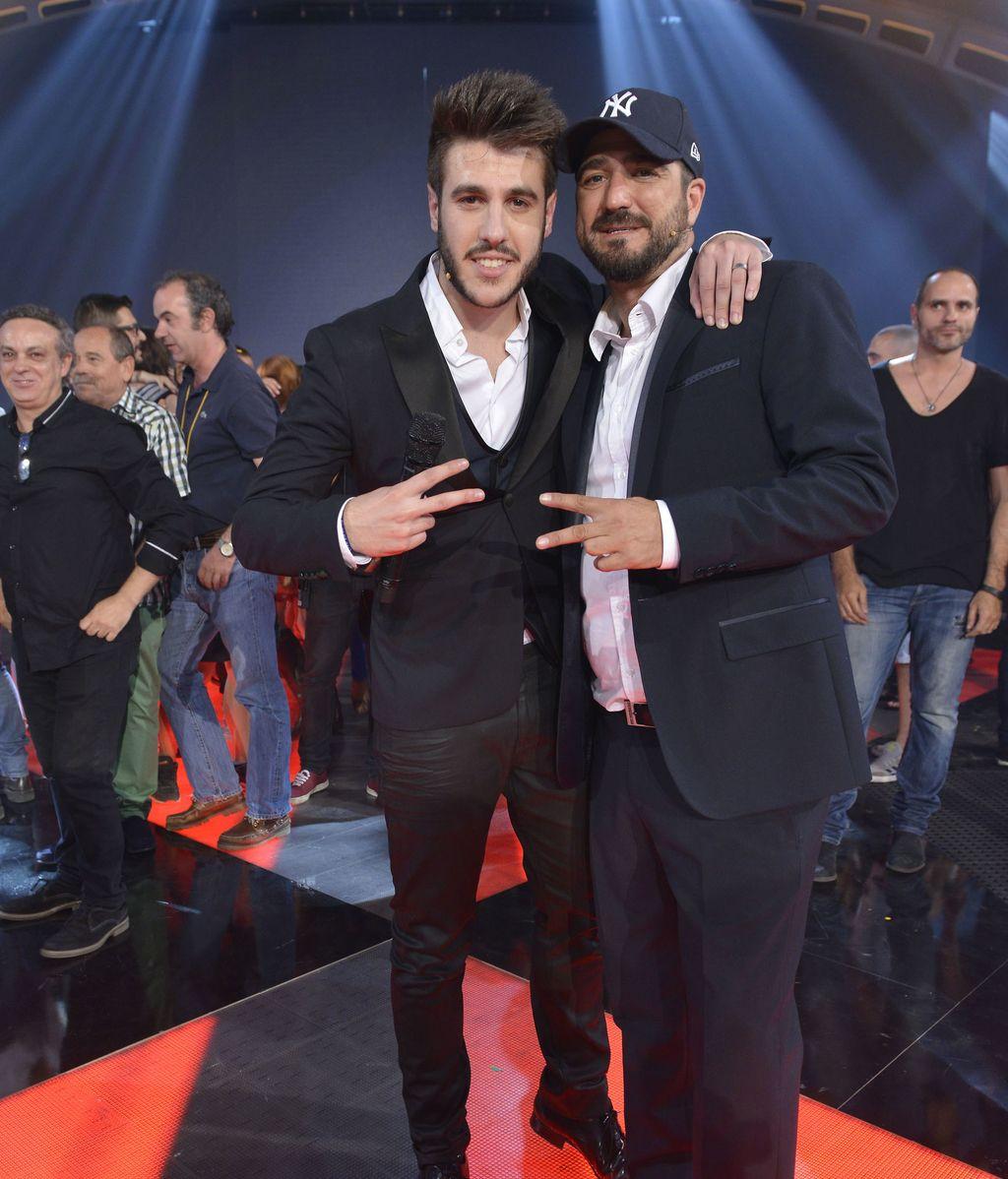Antonio José y Antonio Orozco