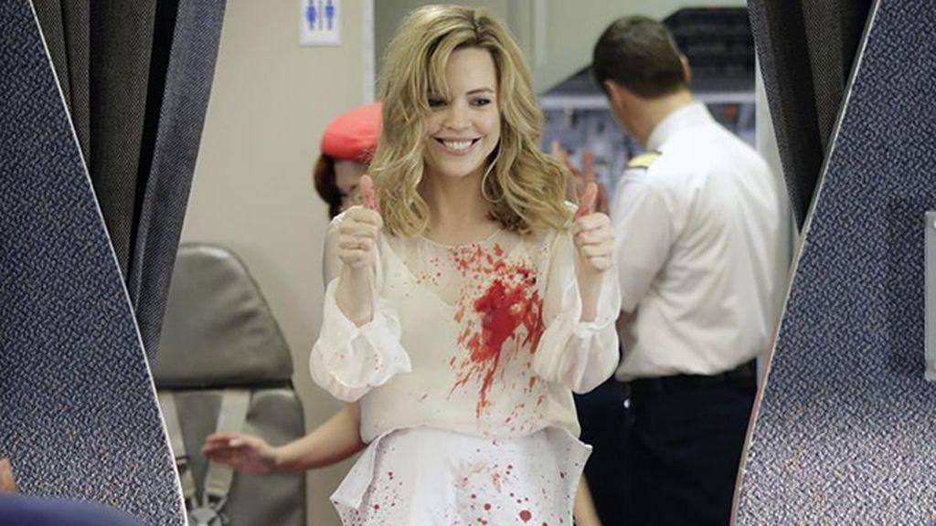 """Melissa George, la cirujana pendiente del corazón que """"nunca se rinde"""""""