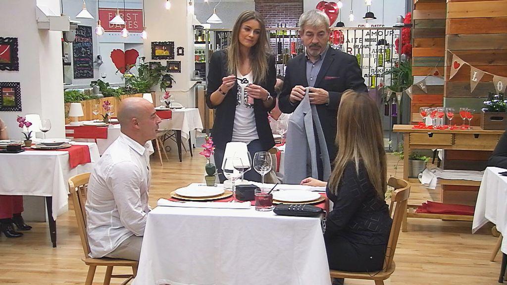 'First dates', Semana del amor