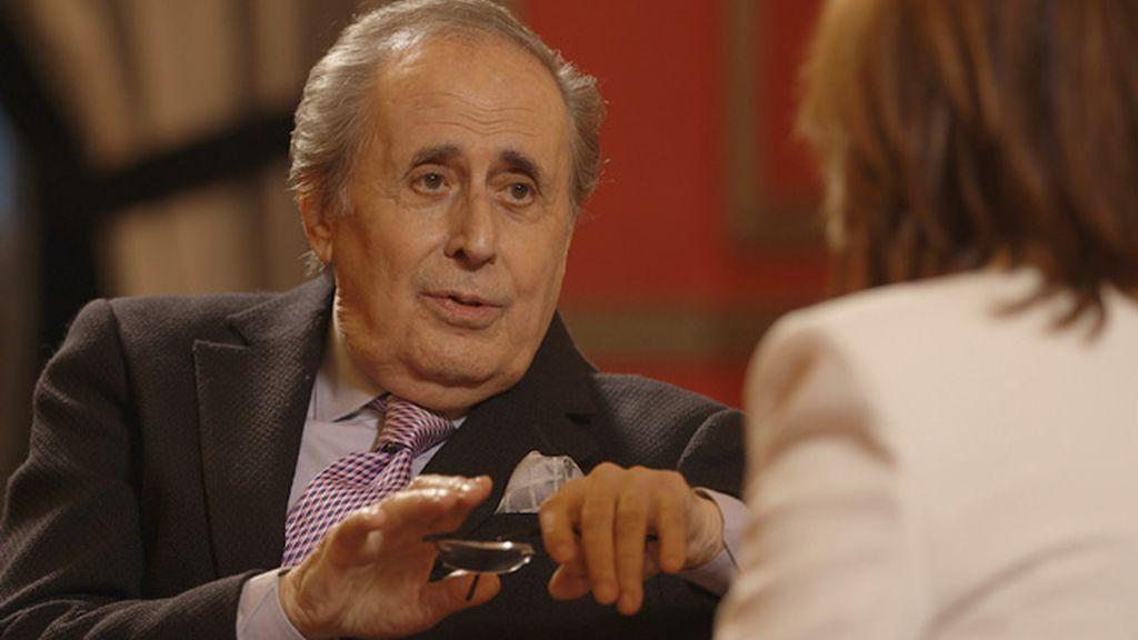 """Jaime Peñafiel """"era como un perro"""" con Francisco Franco"""