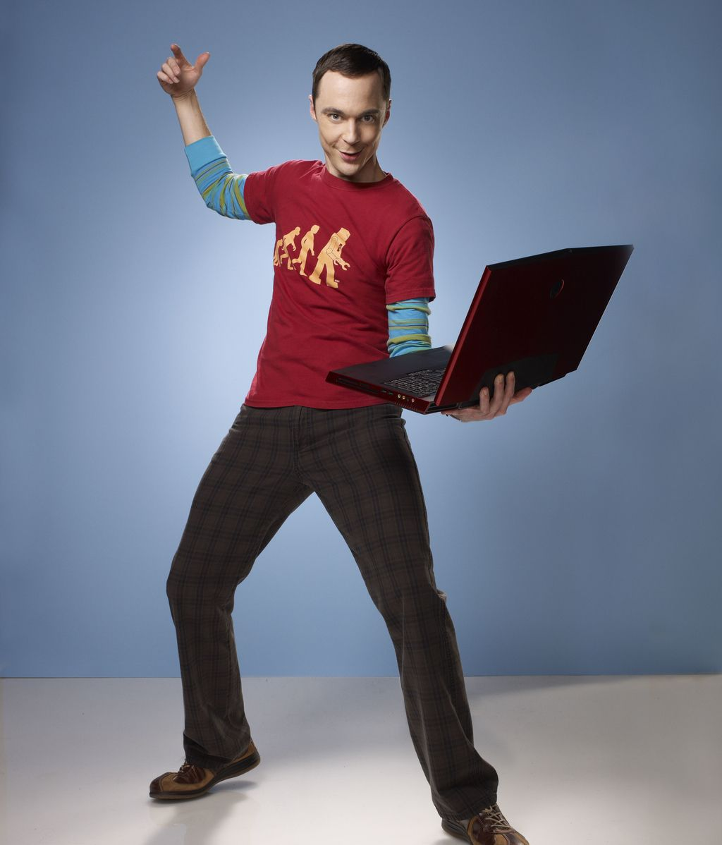 Jim Parsons as Sheldon Cooper
