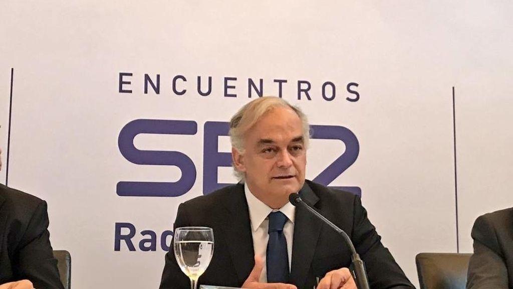 Esteban González Pons, desayuno en la cadena SER