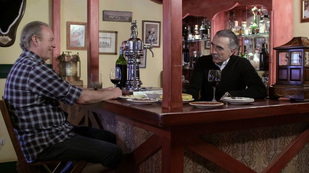 Bertín Osborne y Juan y Medio