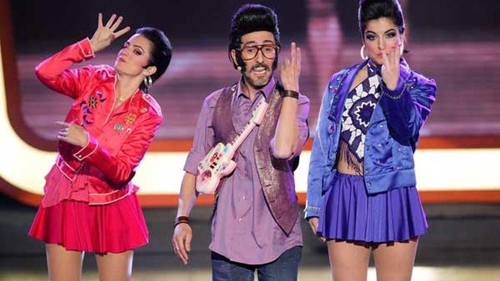Rodolfo Chikilicuatre en Eurovisión 2008
