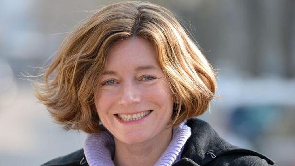 Natalie Nougayrède exdirectora 'Le Monde'