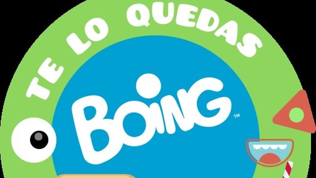 Boing - 'Te lo quedas'