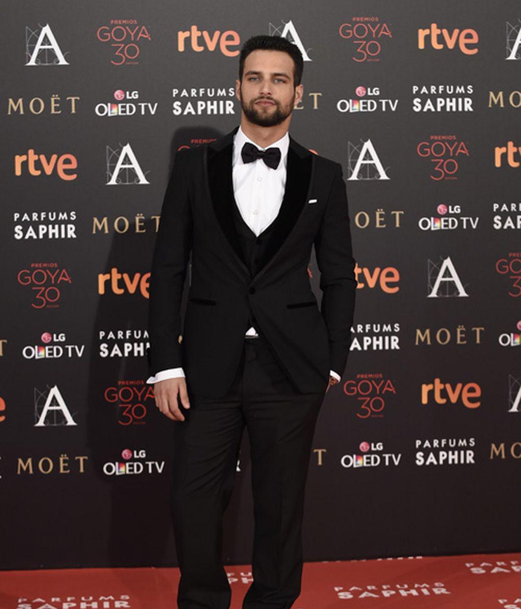Jesús Castro, Premios Goya 2016