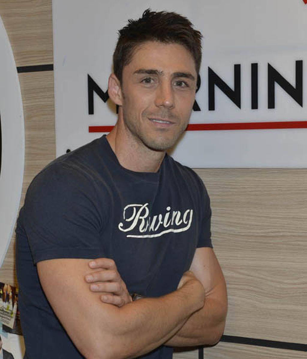 Rubén Sanz es Raúl Estévez
