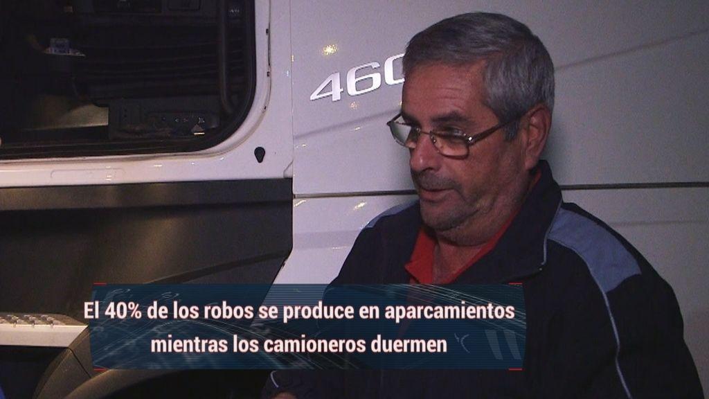 'En el punto de mira' investiga los robos de camiones en España y el peligro de las ondas electromagnéticas