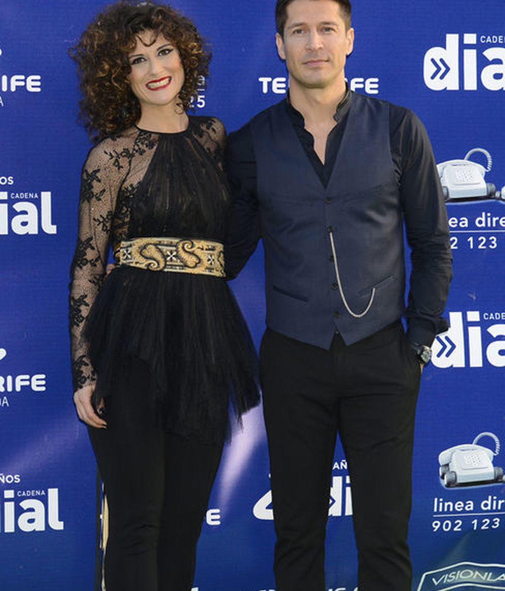Jaime Cantizano y Carmen Ramírez, premios Cadena Dial