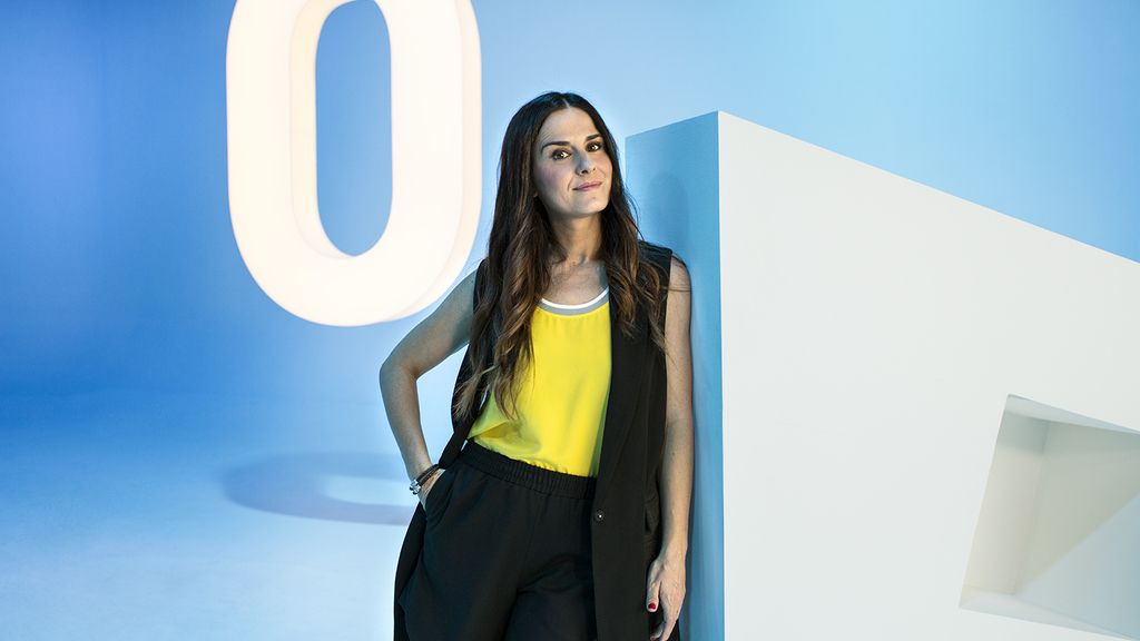 Estíbaliz Gabilondo, presentadora de #0