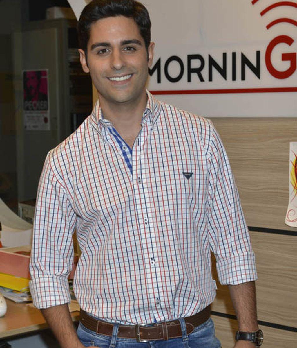 Miguel Diosdado es Rodrigo