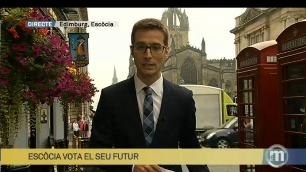 Directo TV3 Escocia