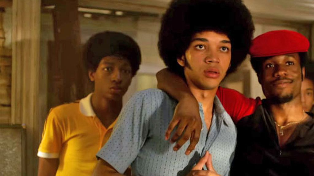 El Bronx, cuna del hip-hop, el punk y el 'disco' en el musical de Netflix 'The get down'