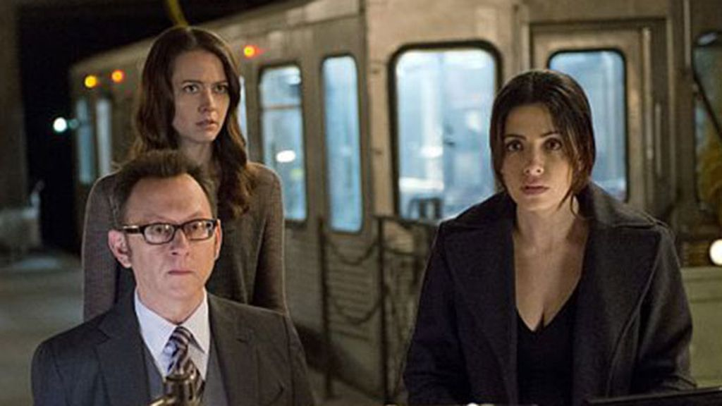 Finch, Root, Reese y Fusco intentan resucitar a La Máquina en 'Person of interest'