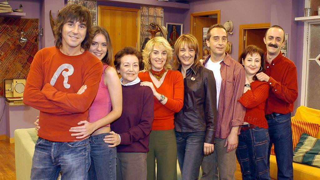 7 vidas, 2004