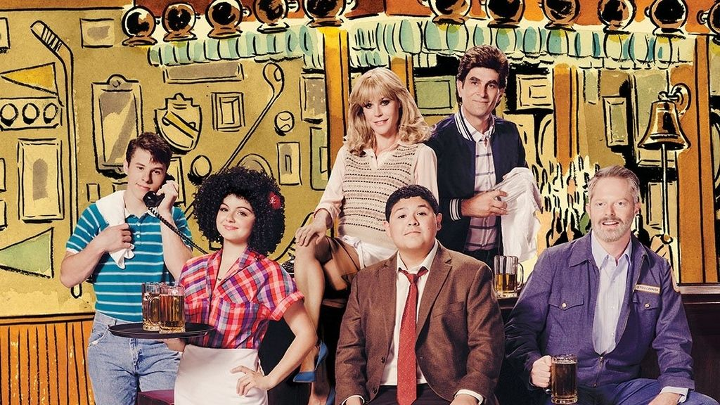 Homenaje a las series de televisión