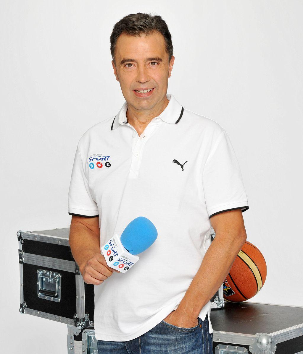 El equipo del Eurobasket 2017, retransmitido por Mediaset